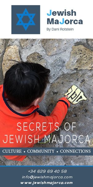 Jewish Majorca 300x600 18 07 2019