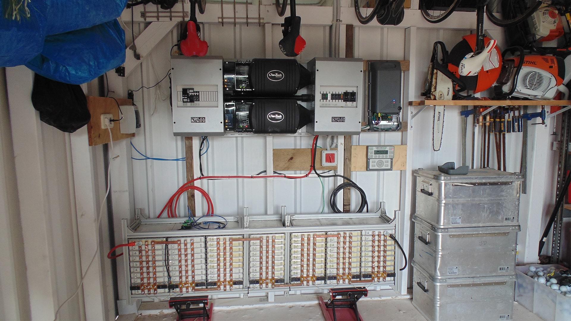 Solysia solar pannels installation in Mallorca min 1