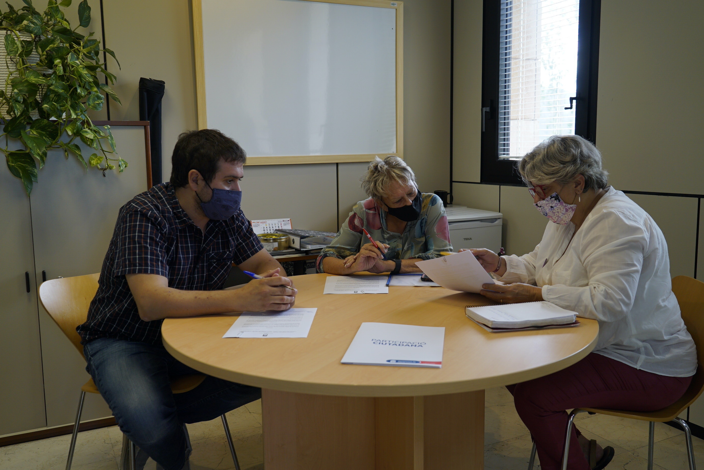 Agreement with Calvia town hall for use of centre