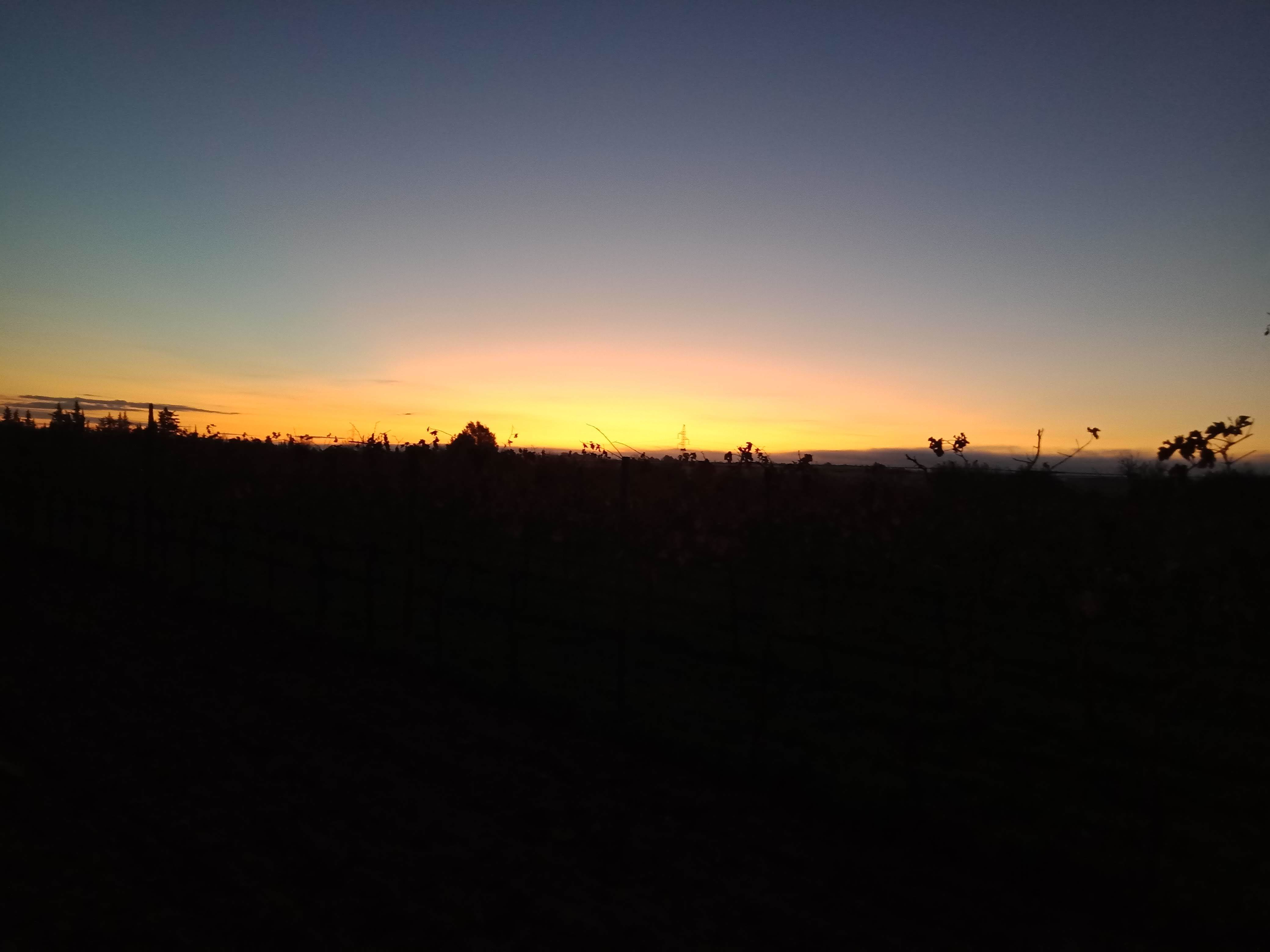 Dawn is breaking min