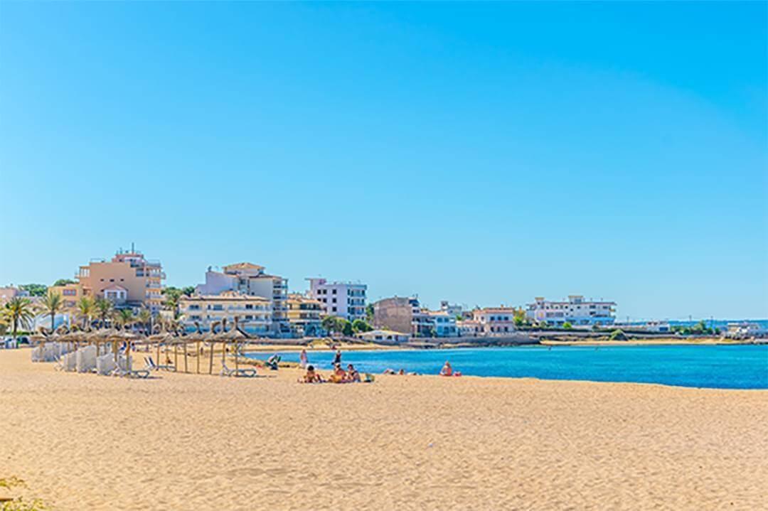 Es Col Den Rebassa Palma Mallorca Playa Beach
