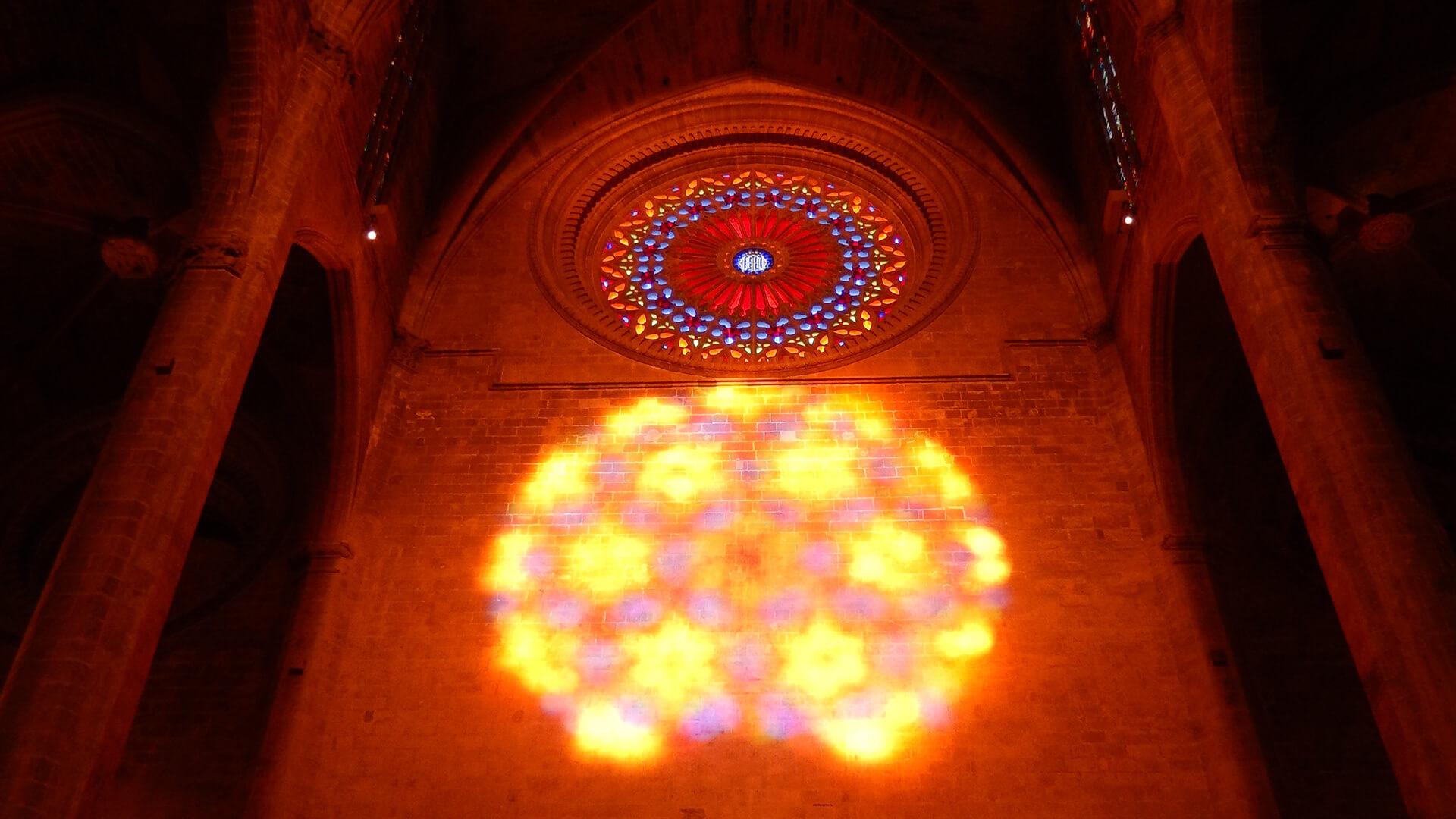 Festa de la Llum Palma Cathedral Mallorca 3