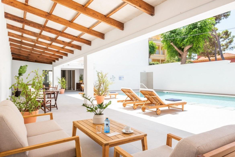 Hotel Menorca Patricia Pool