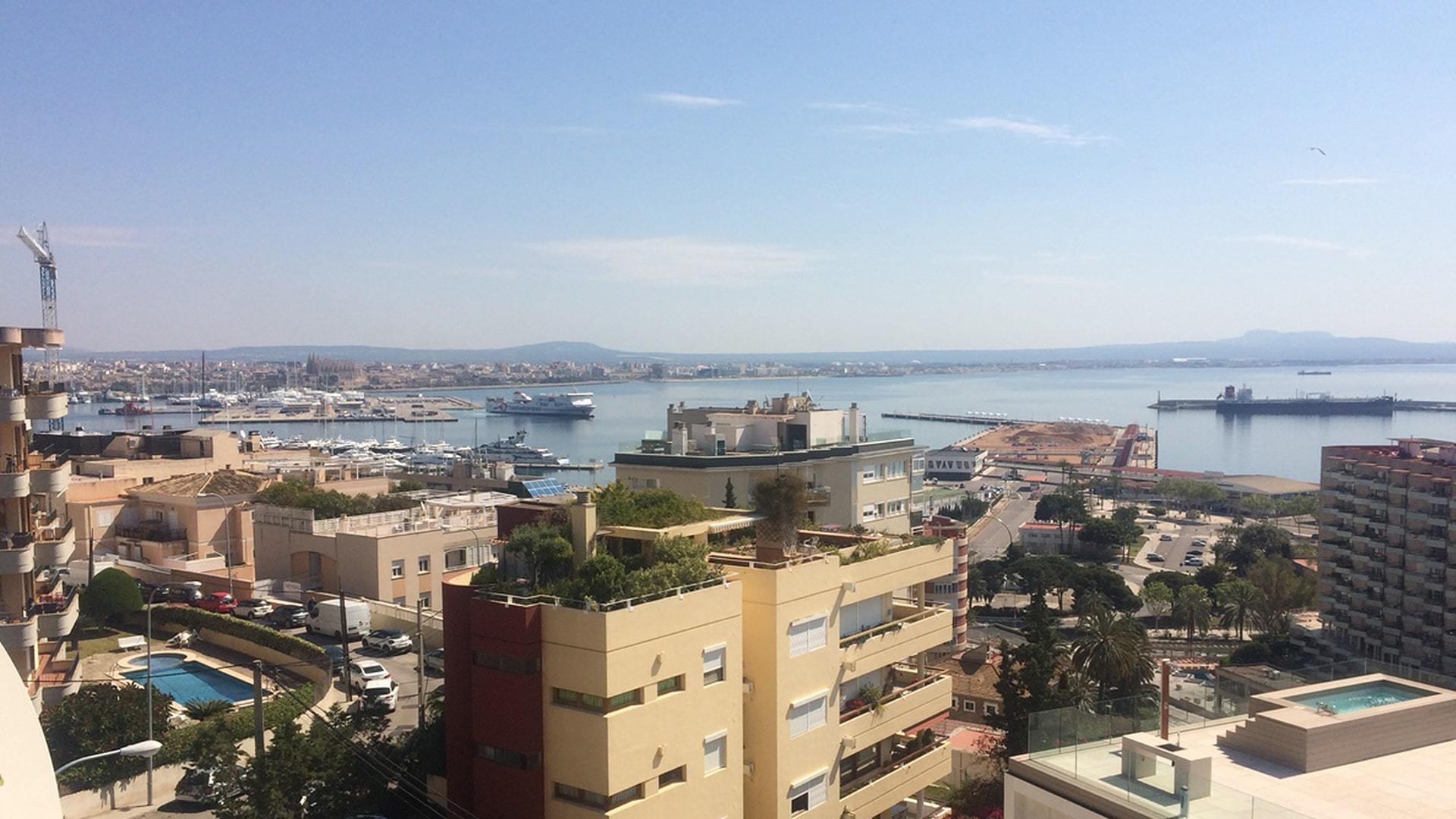 Mallorca ferries during Covid Rosalinda 1 min
