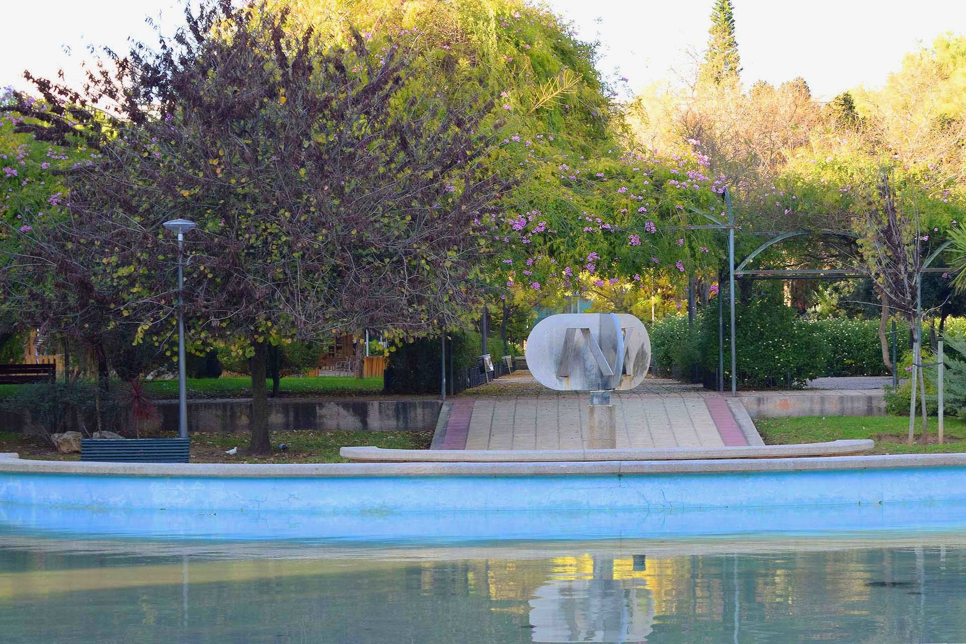 Parc De Ses Fonts Sculpture
