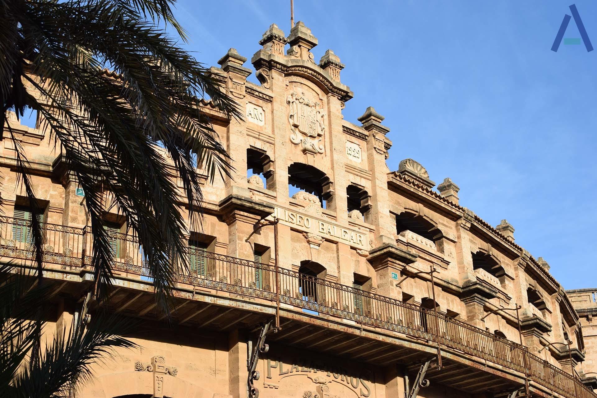 Plaza De Toros Side