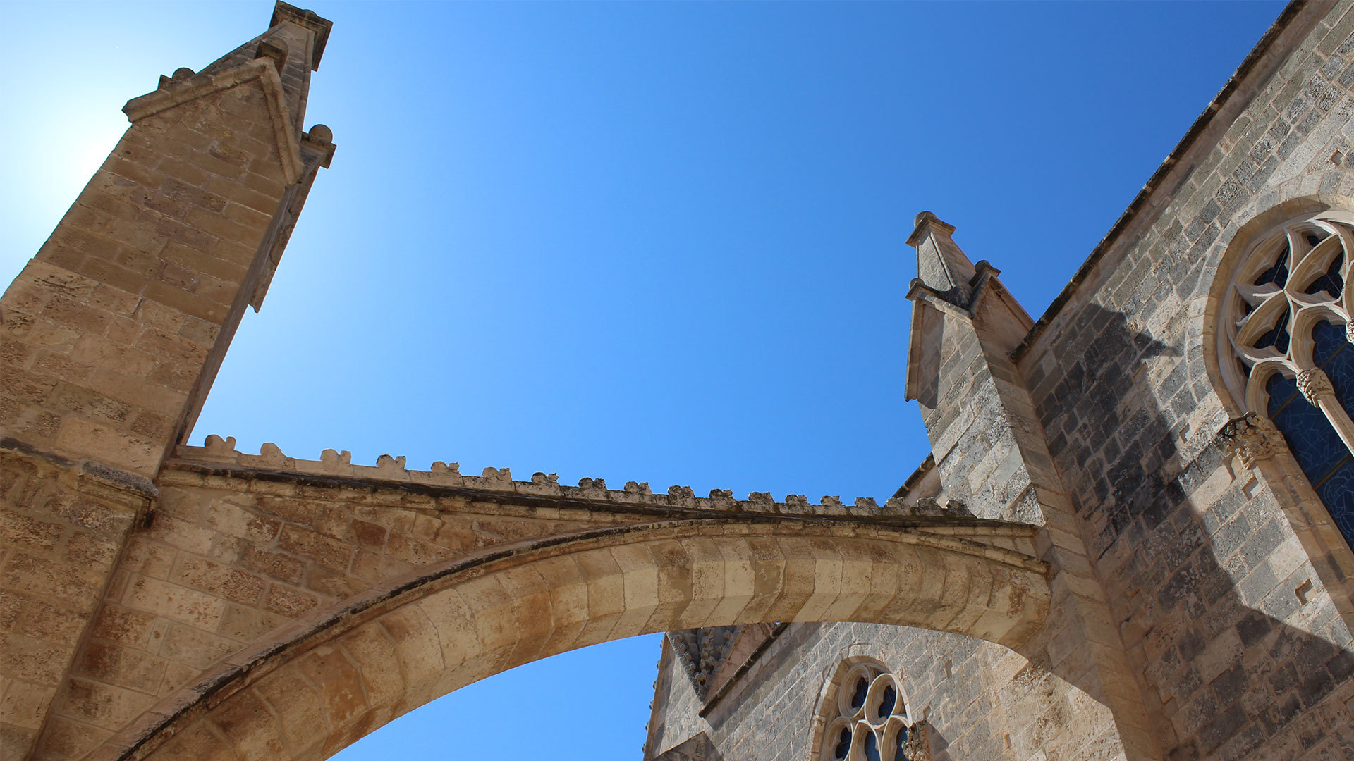 Palma Cathedral Rooftop Adele Chretien Yello There Photography 5