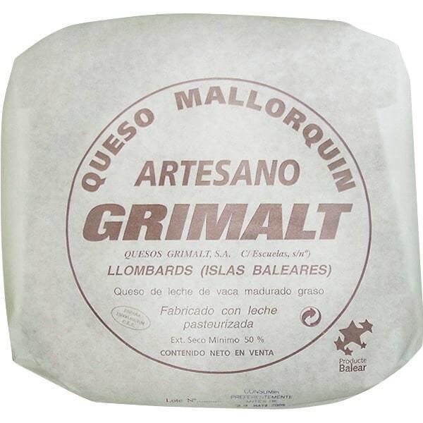 Queso Grimalt Mallorca 1 min