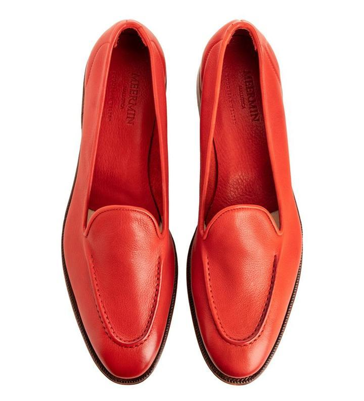 R Ed loafer Meermin