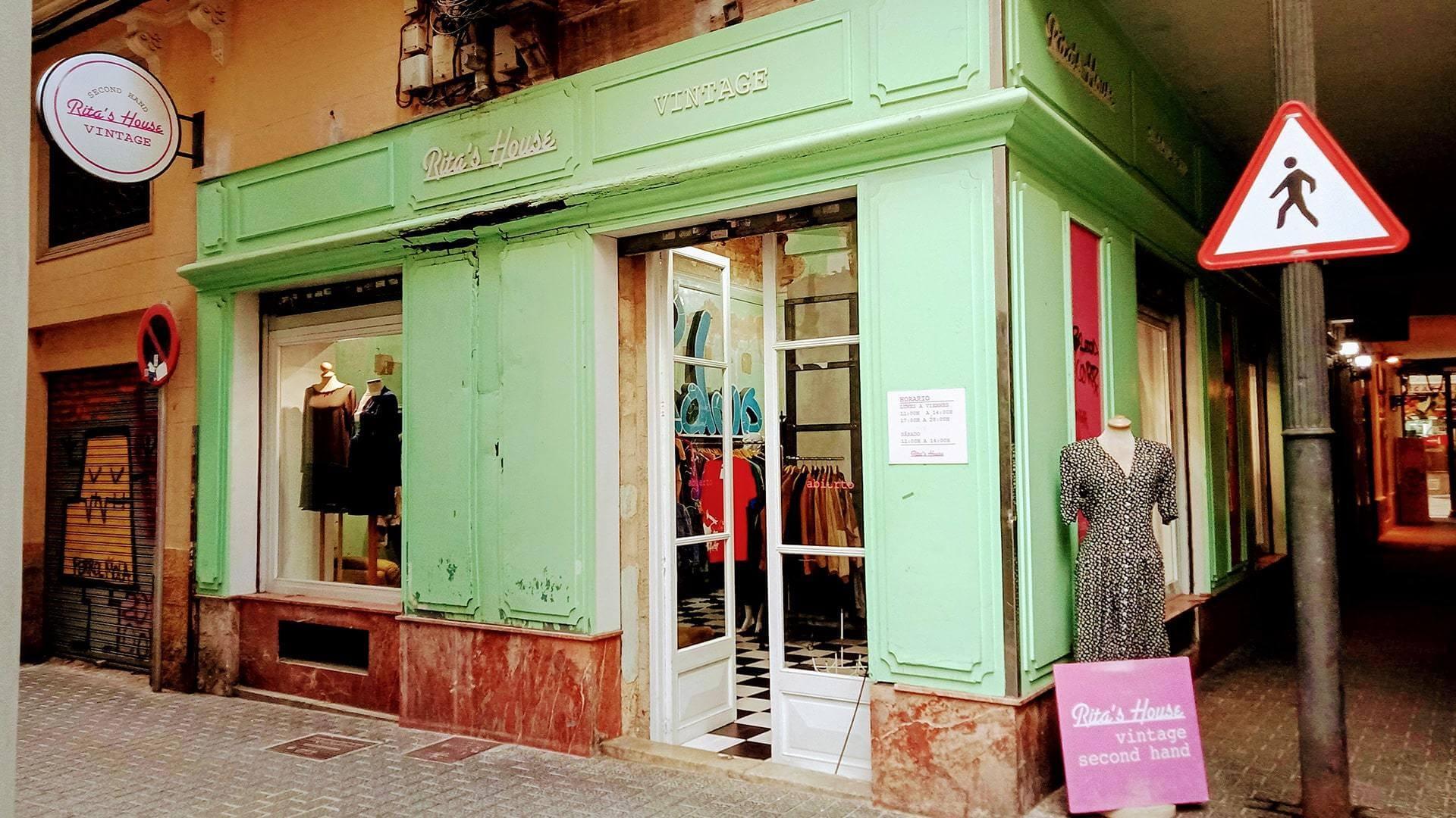 Ritas house second hand store Mallorca min