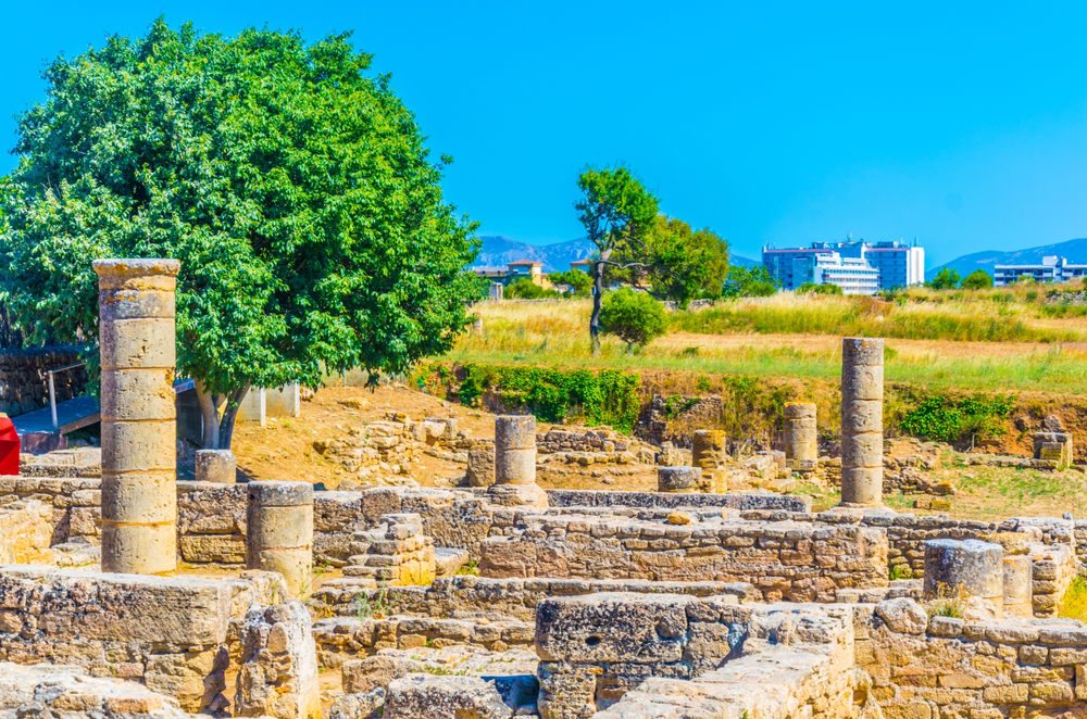 Roman Ampitheater Alcudia