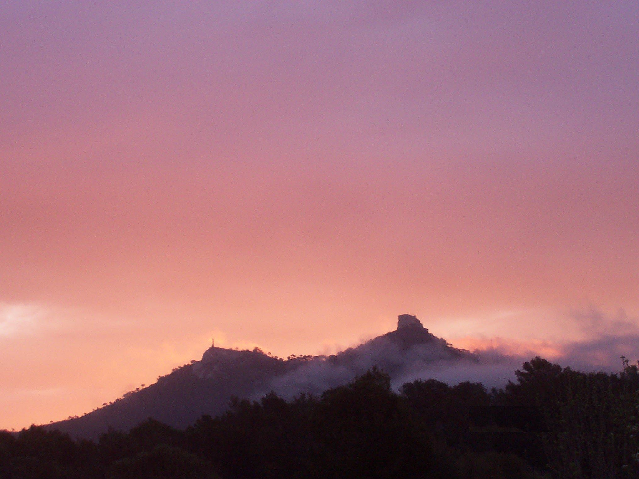San Salvador Sunrise
