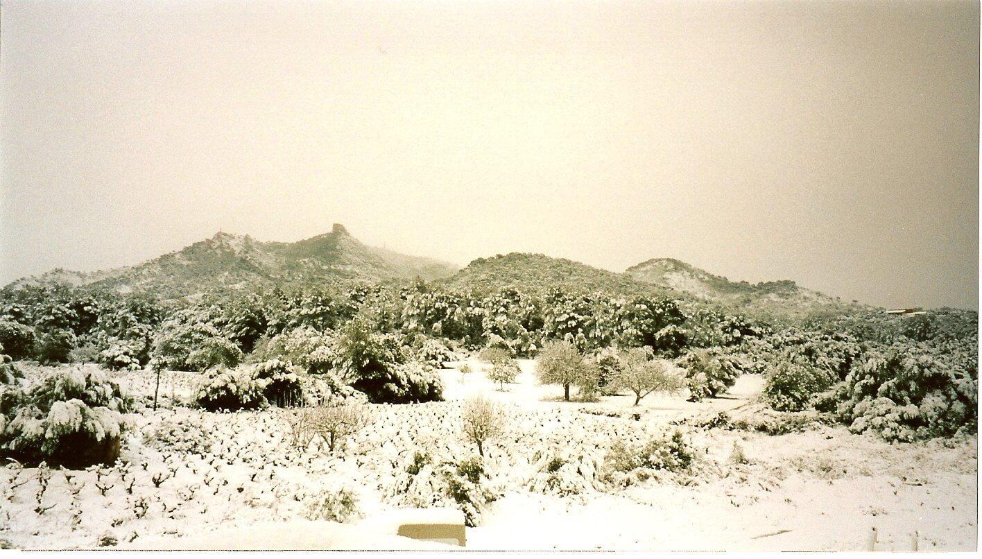 San Salvador Winter