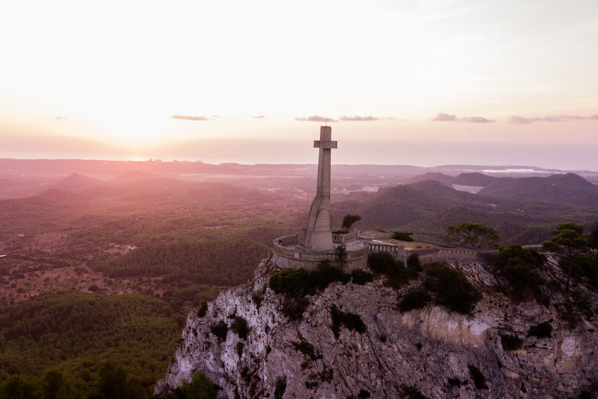 San Salvador Monastery Mallorca