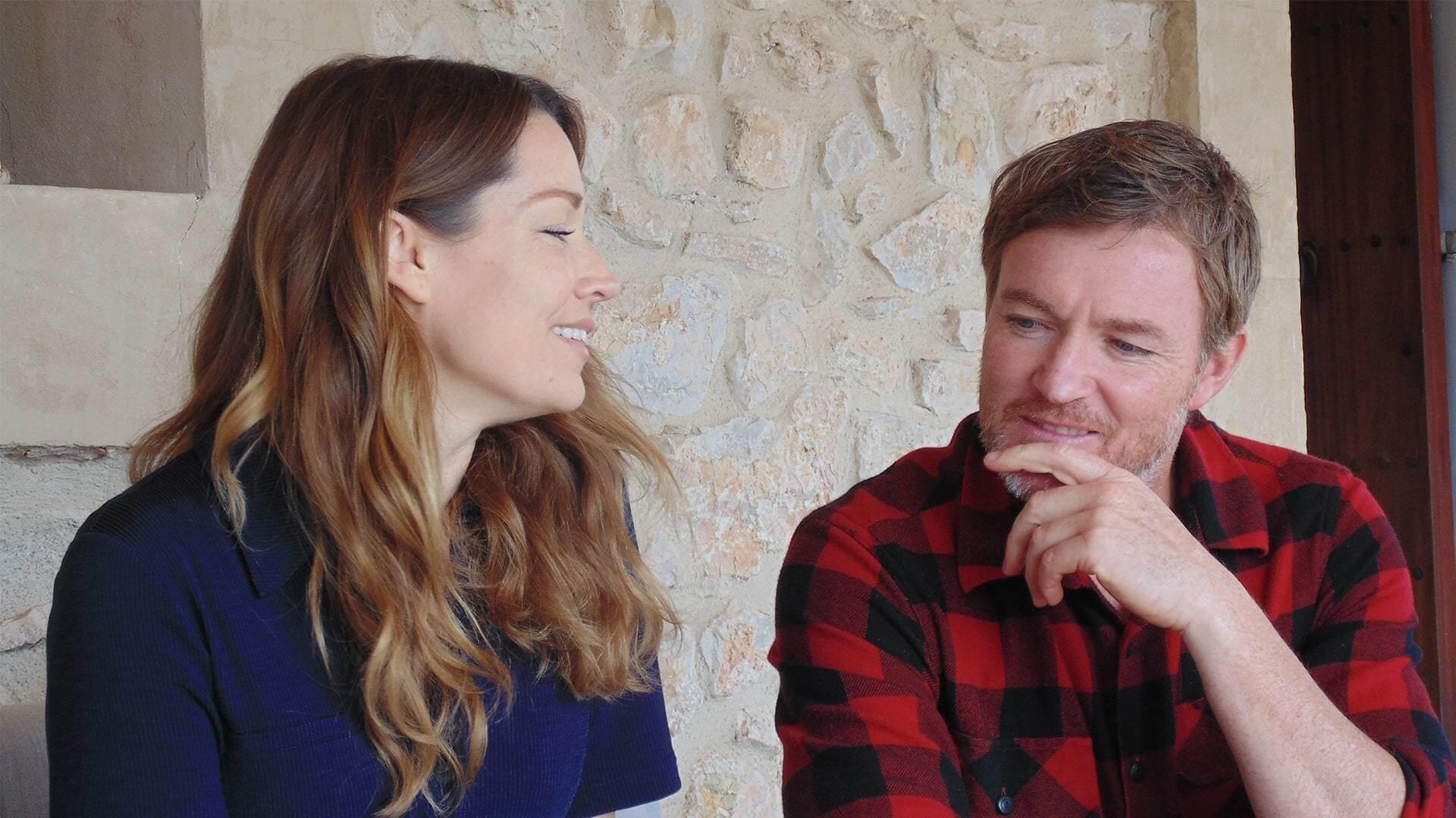 Solysia solar pannels Mallorca Rayne and Johnny min