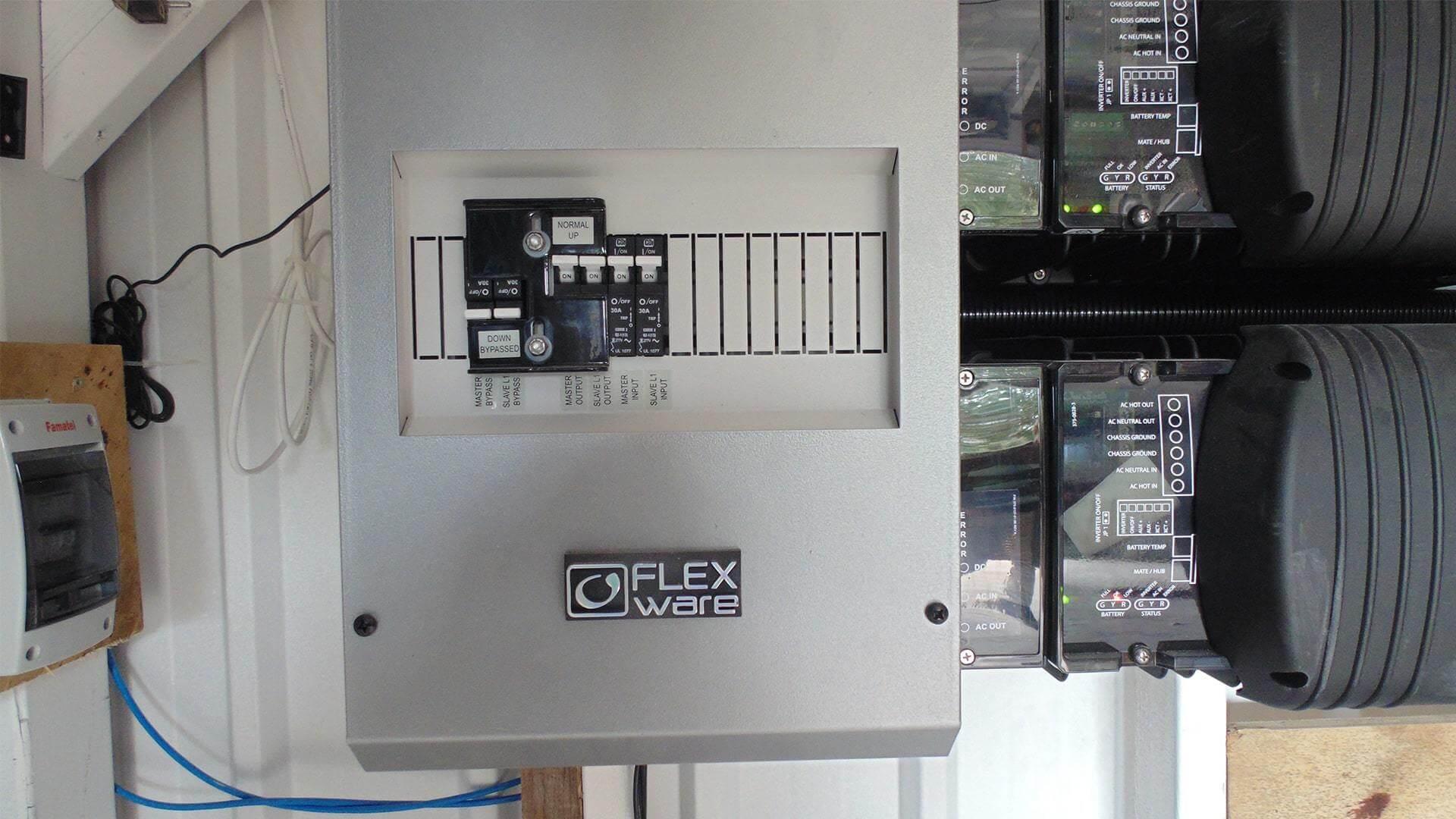 Solysia solar pannels installation Mallorca min