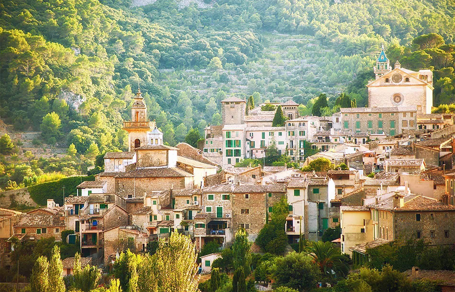 Valdemosa Old Town