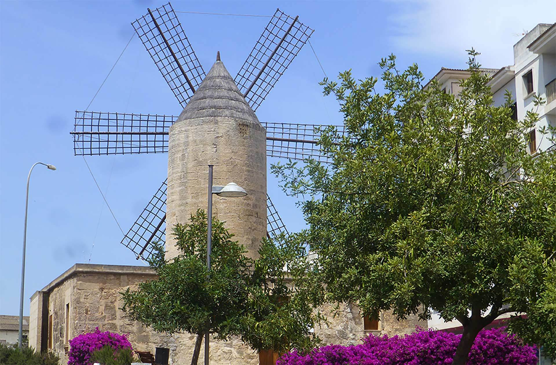 Windmill Manacor City