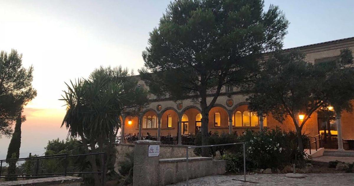 Santuari de Cura Monastery in Randa