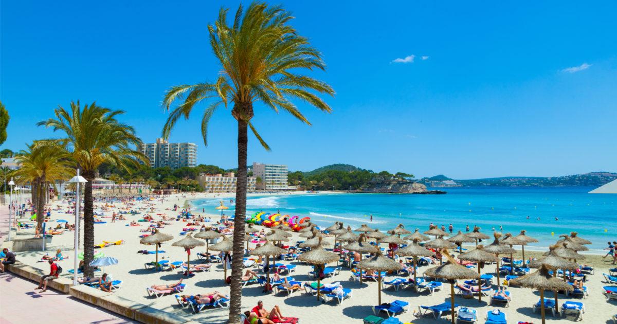 Paguera Sunny Beach Resort Affordable Mallorca