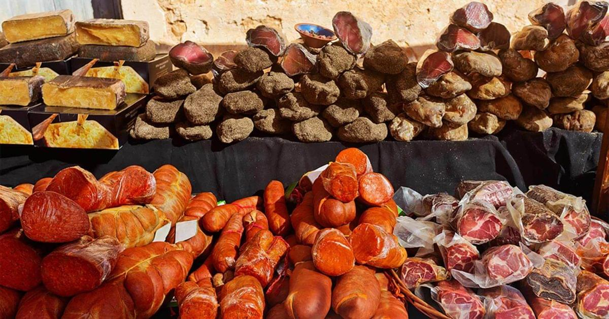 Embutidos, Where History and Culture Mix to Form a Hanging Sausage
