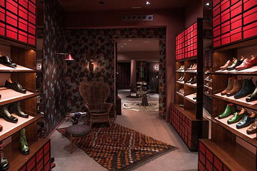 Carmina shoes palma store
