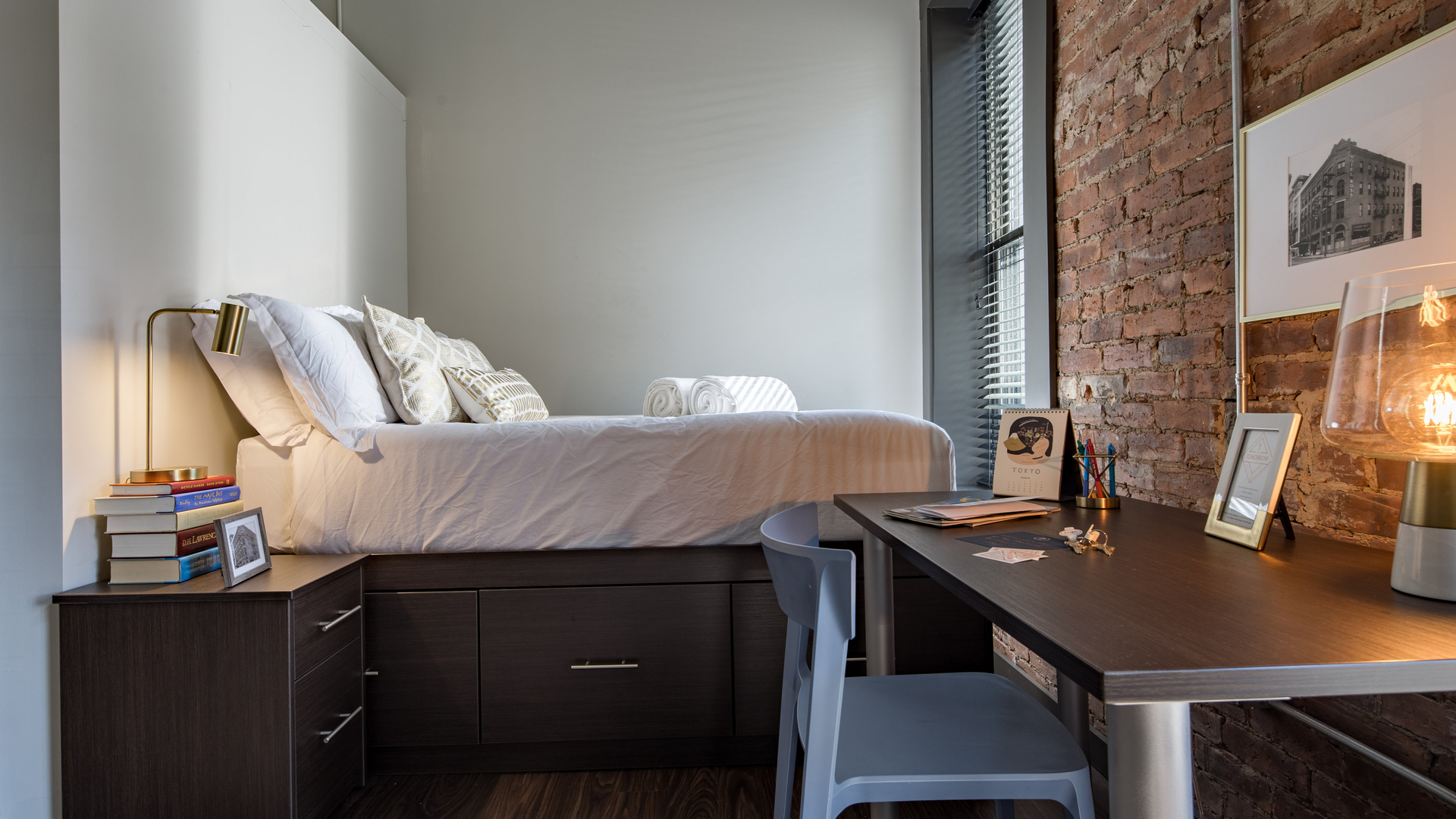 Co living bedroom