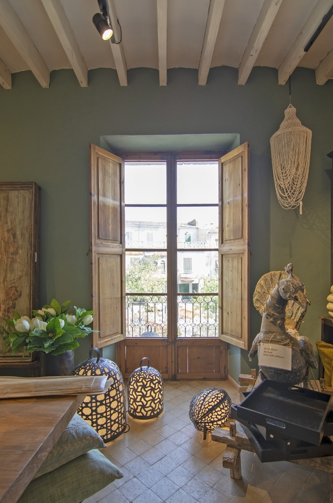 Interior house Santa Maria