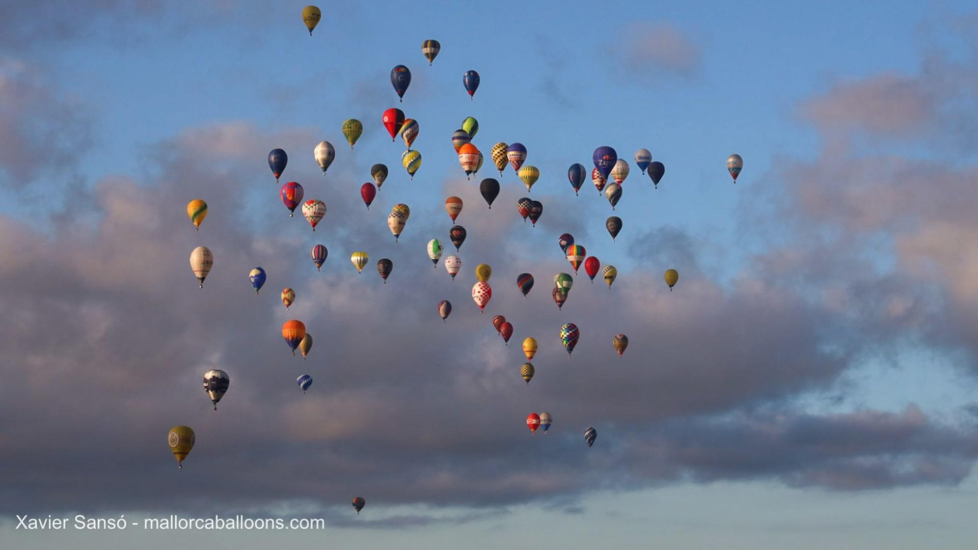 Mallorca europeans hot air balloons championships hot air balloons in the sky min