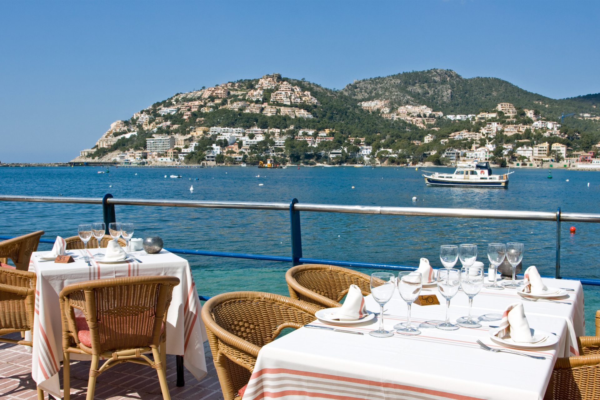 Restaurant With View Foodie Hotspot
