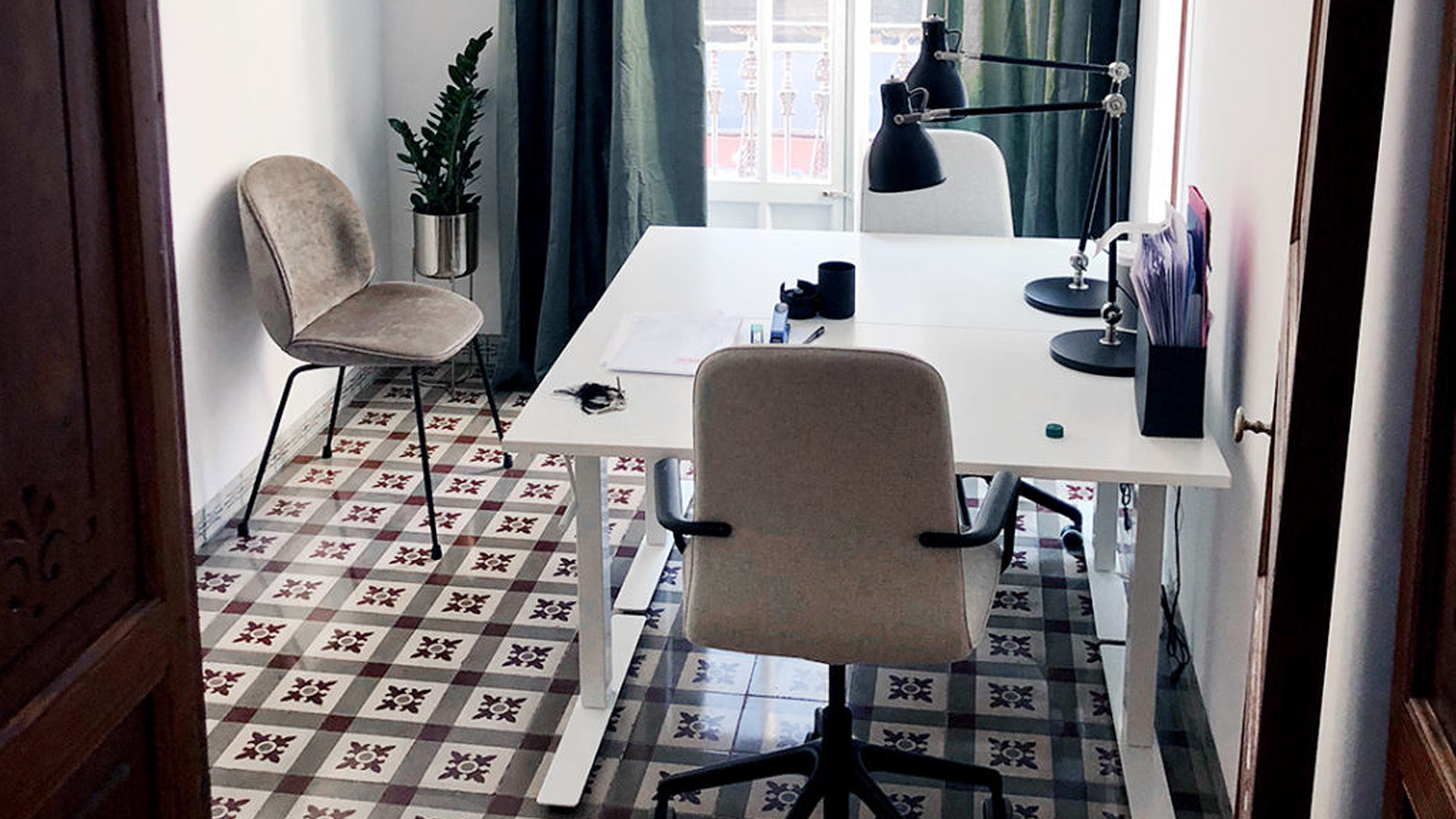 Workation palma coworking place